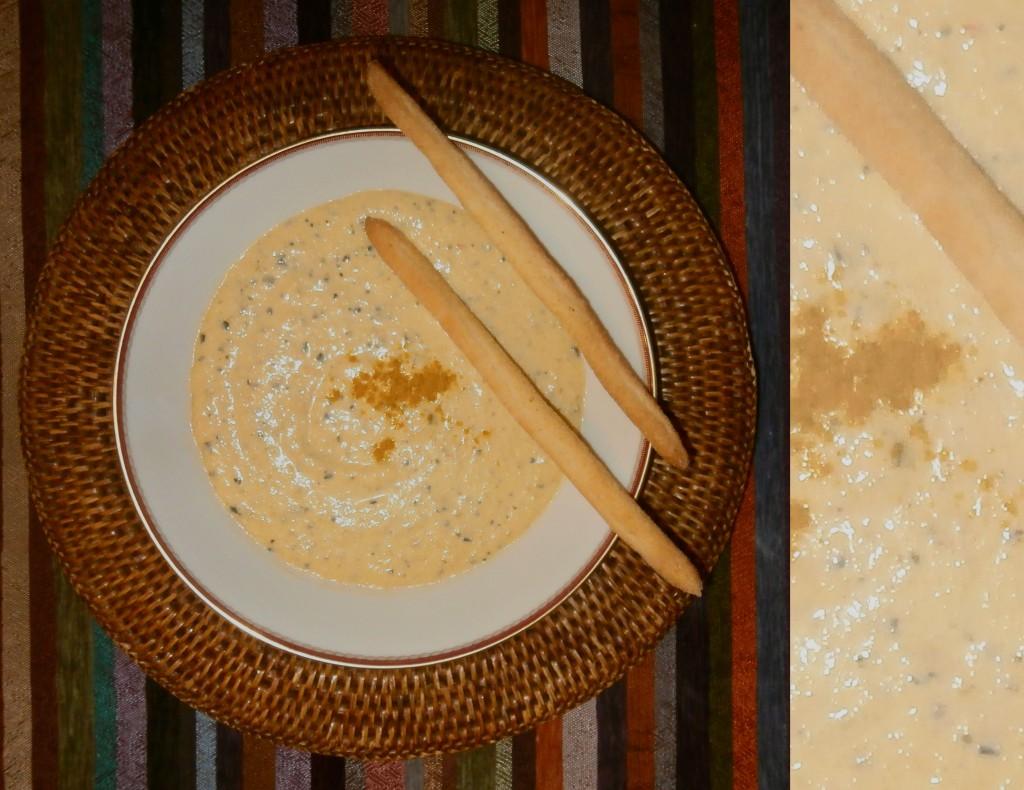 Soupe de courgettes au curry  dans Soupes soupe-courgettes-1024x790